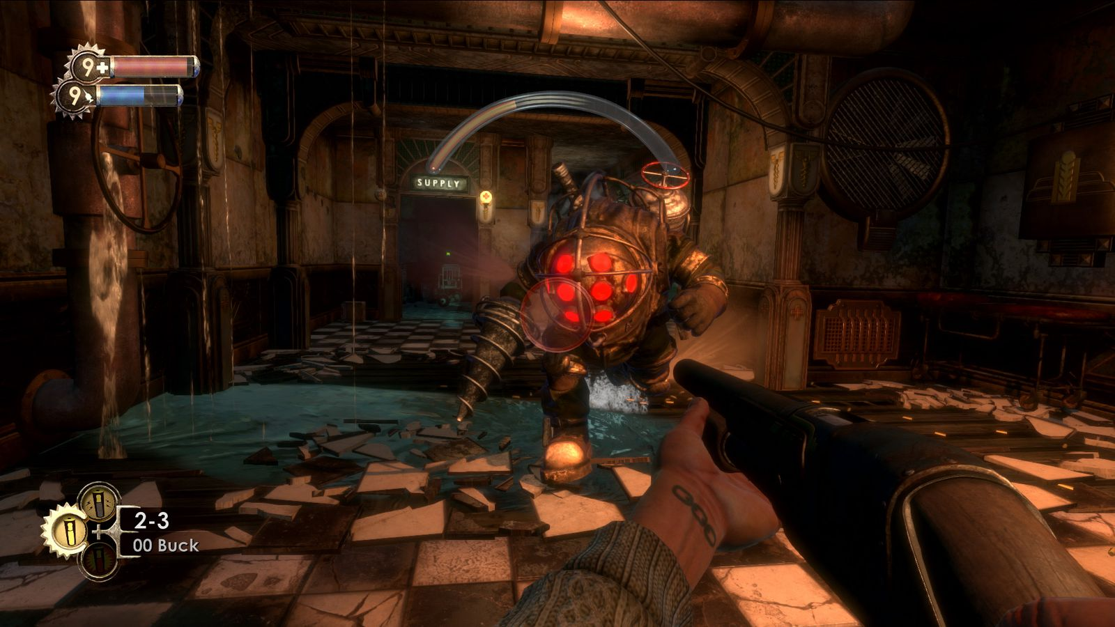 BioShock Remastered Editions On PC Sound Worse Off Than
