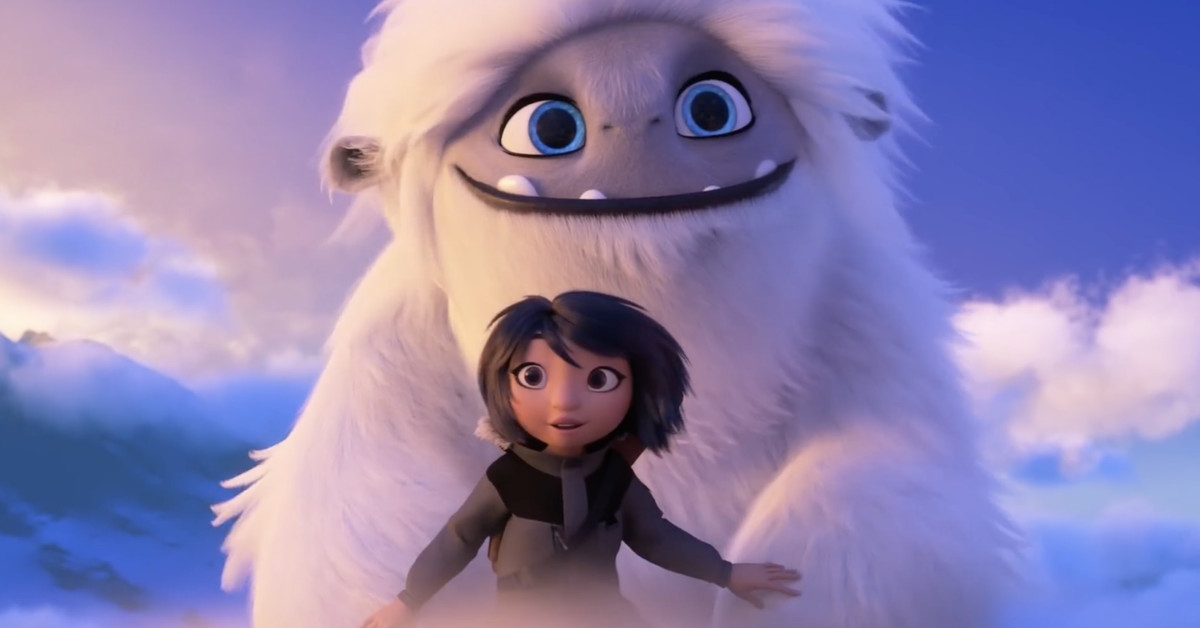 abominable trailer the one
