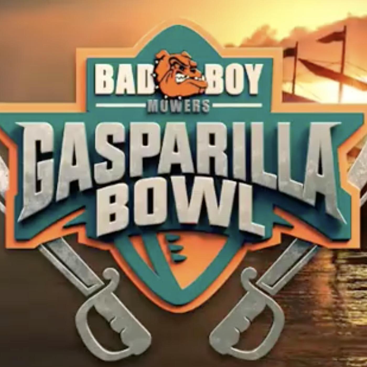 bad boy mowers gasparilla
