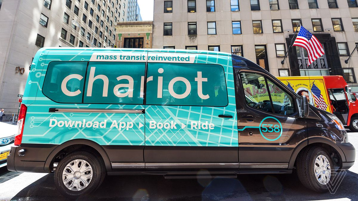 hight resolution of can ford fix new york city s transportation crisis with a crowdsourced shuttle bus the verge