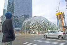 New Amazon Headquarters Seattle
