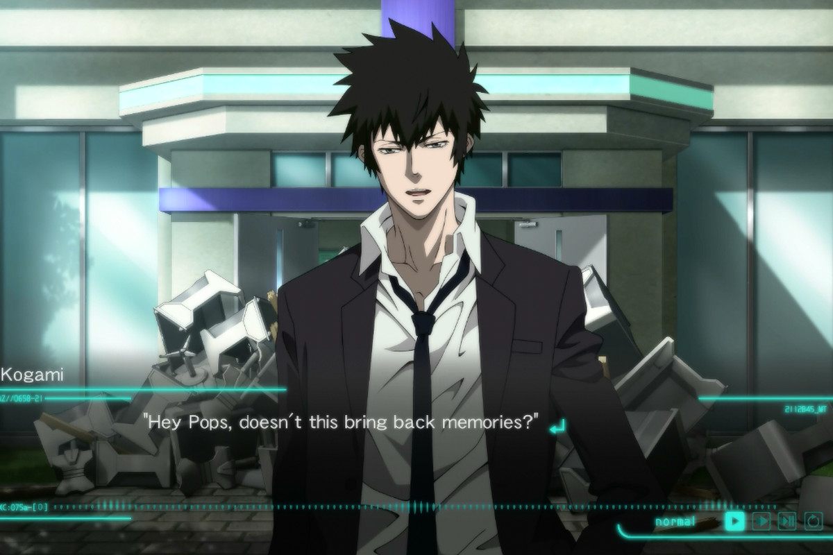 the psycho pass game