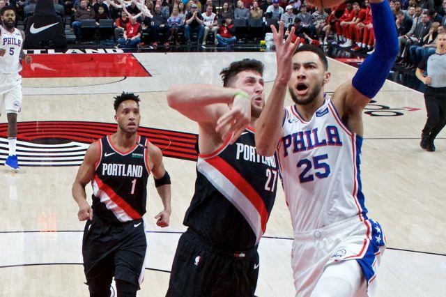 Philadelphia 76ers vs Portland Trail Blazers NBA Odds and Predictions