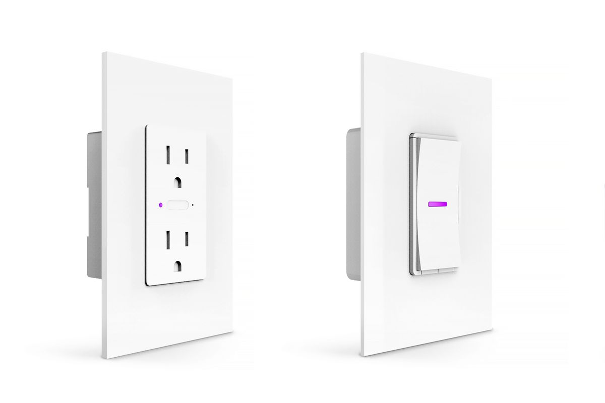 The newest HomeKit products can be built right into your