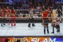 Divas Tag Team Elimination Match