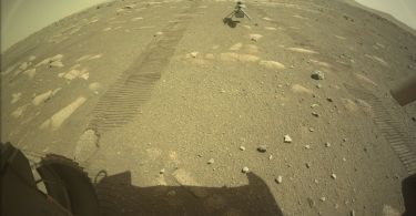 NASA's Mars rover drops off Ingenuity helicopter ahead of historic flight