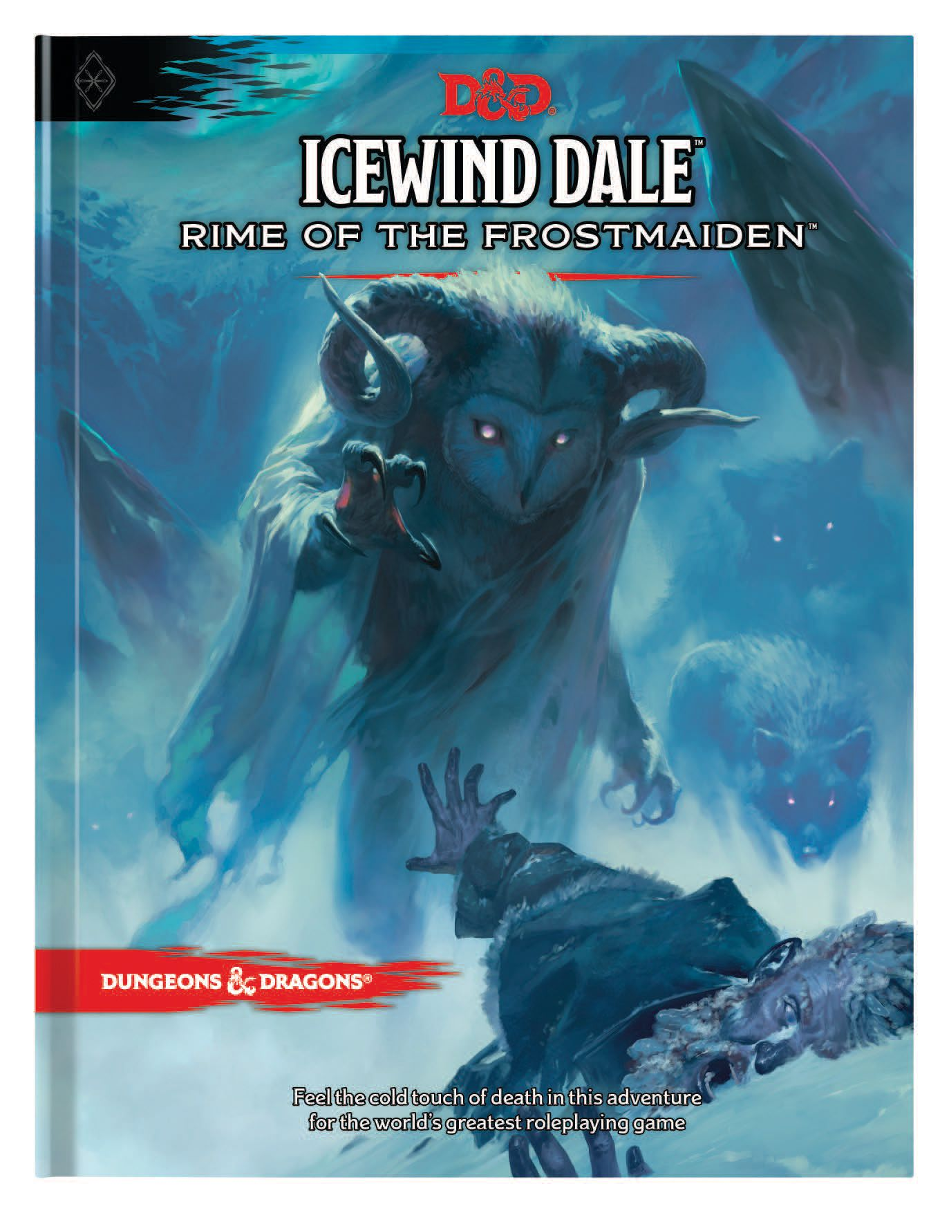 Icewind Dale: Rime of the Frostmaiden : DnD
