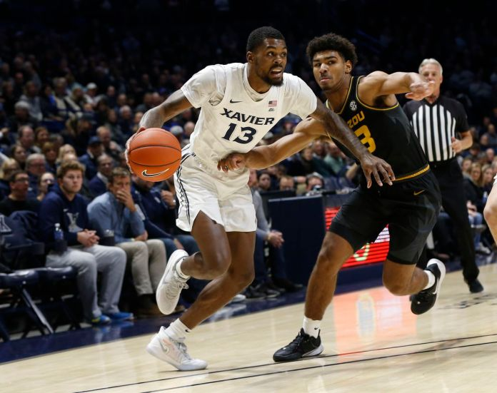 NCAA Basketball: Missouri at Xavier