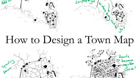 maps town dragons dungeons fantasy campaign shot