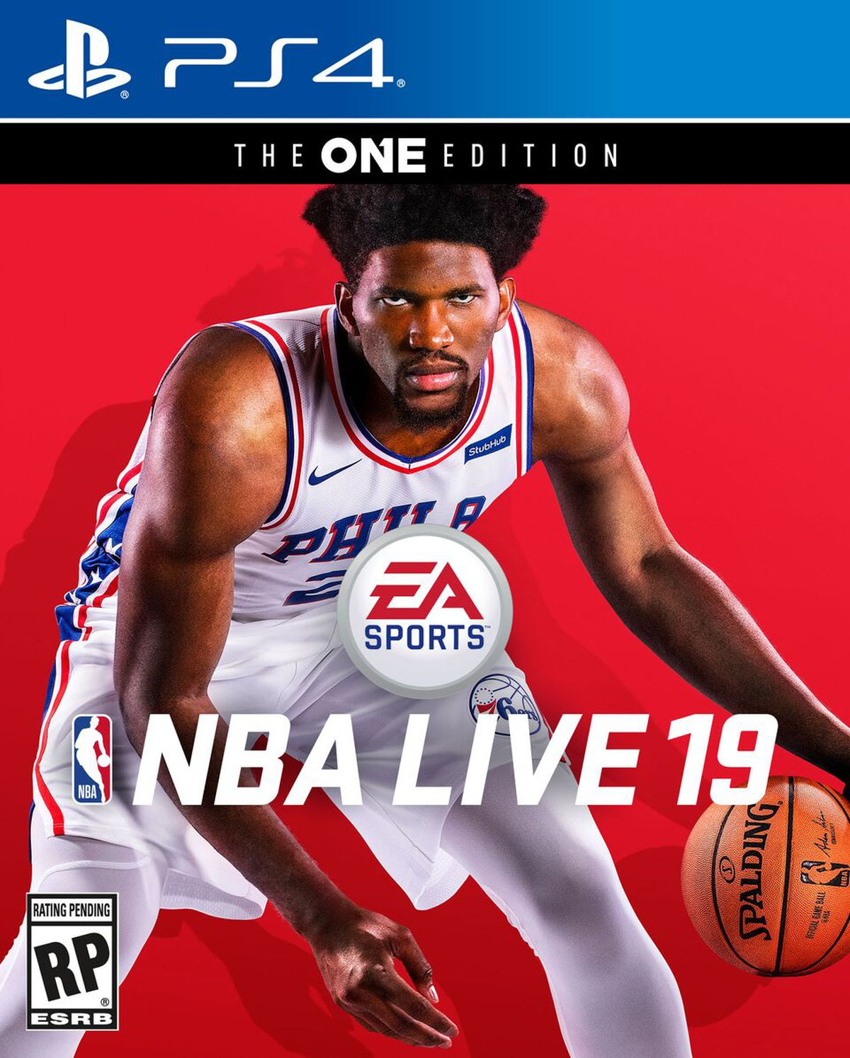 Joel Embiid Trusted The Process Onto The 'nba Live 19