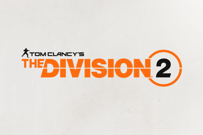 This image shows the logo of The Division 2.