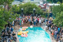 Stylish 4th Of July Parties Hit In La