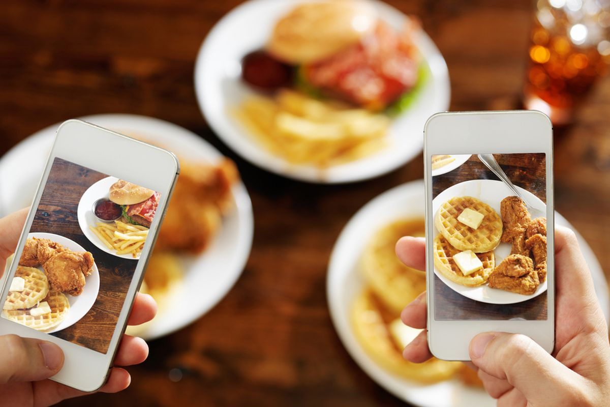 Instagram Food Porn Violates Copyright Law Says German Court - Eater