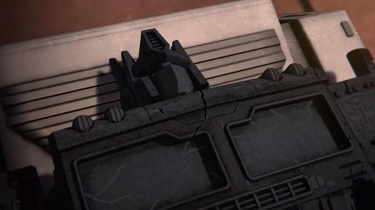 dead optimus prime in transformers: earthrise