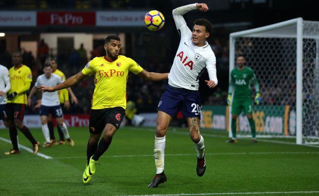 Tottenham Hotspur Vs Watford 2018 Match Time Tv How To