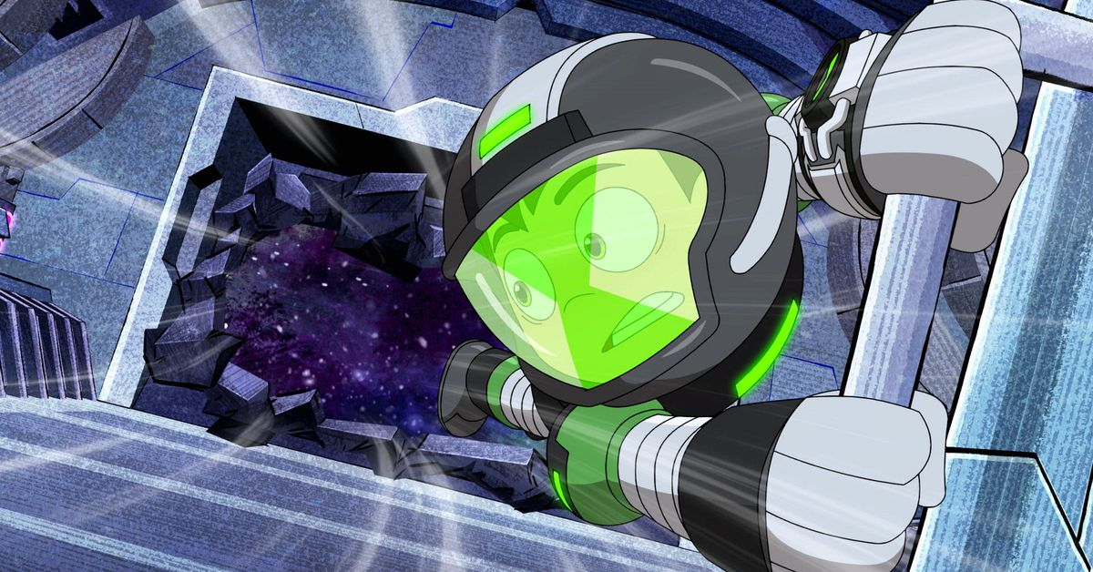Ben 10 Comparison Worldwide: The Movie is a great Saturday revival