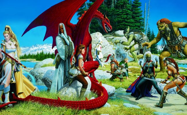 For Its 20th Anniversary Evergreen Everquest Leans Into