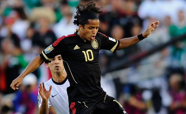 Giovani Dos Santos Joins Club America Fmf State Of Mind