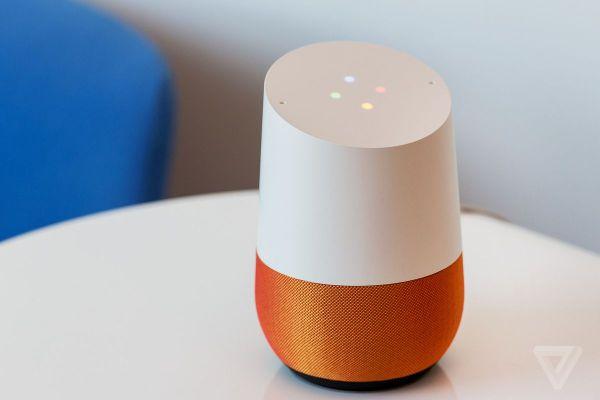 Google Echo Dot With Mini Home - Verge