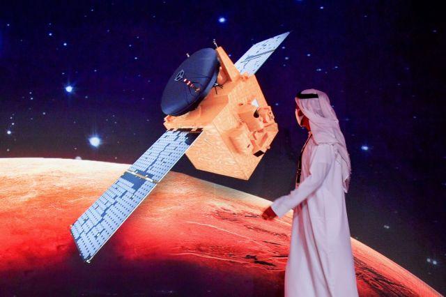 الإمارات-دبي-العلوم-الفضاء-المريخ