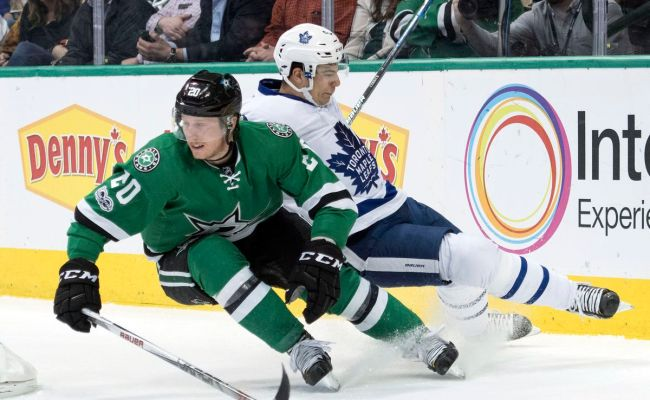 Recap Stars Beat The Leafs 6 3 Pension Plan Puppets