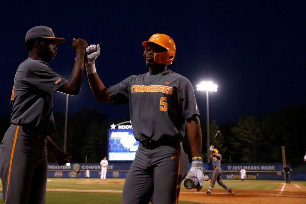 Tennessee Baseball Vols Exit Sec Tournament In 5-3 Loss Auburn - Rocky Top Talk