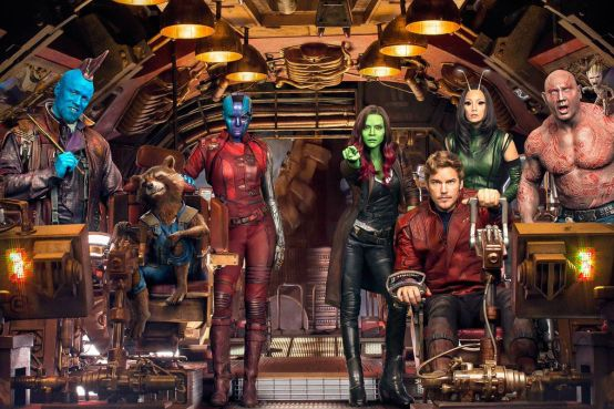 Image result for 'Guardians of the Galaxy' cast calls for reinstatement of director James Gunn