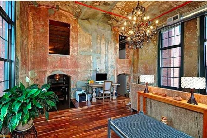 For 525k Cabbagetown Loft Is Old Vast Borderline Gothic
