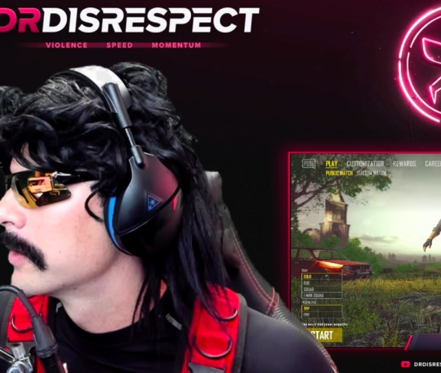 Dr Disrespect Tops 380k Viewers In Twitch Return Addresses Scandal Update