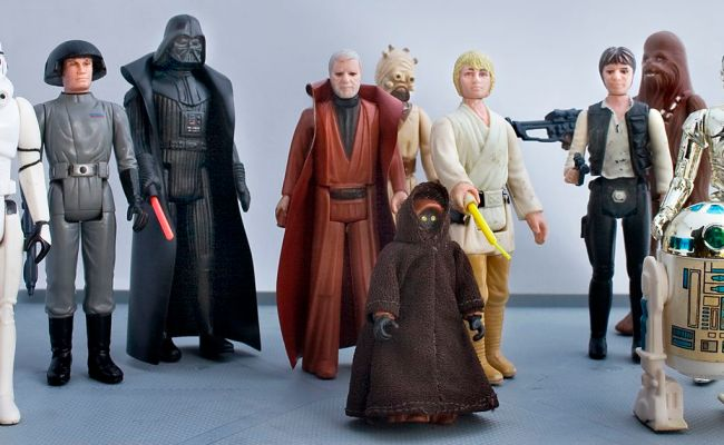 Netflix S The Toys That Made Us Explains How Star Wars