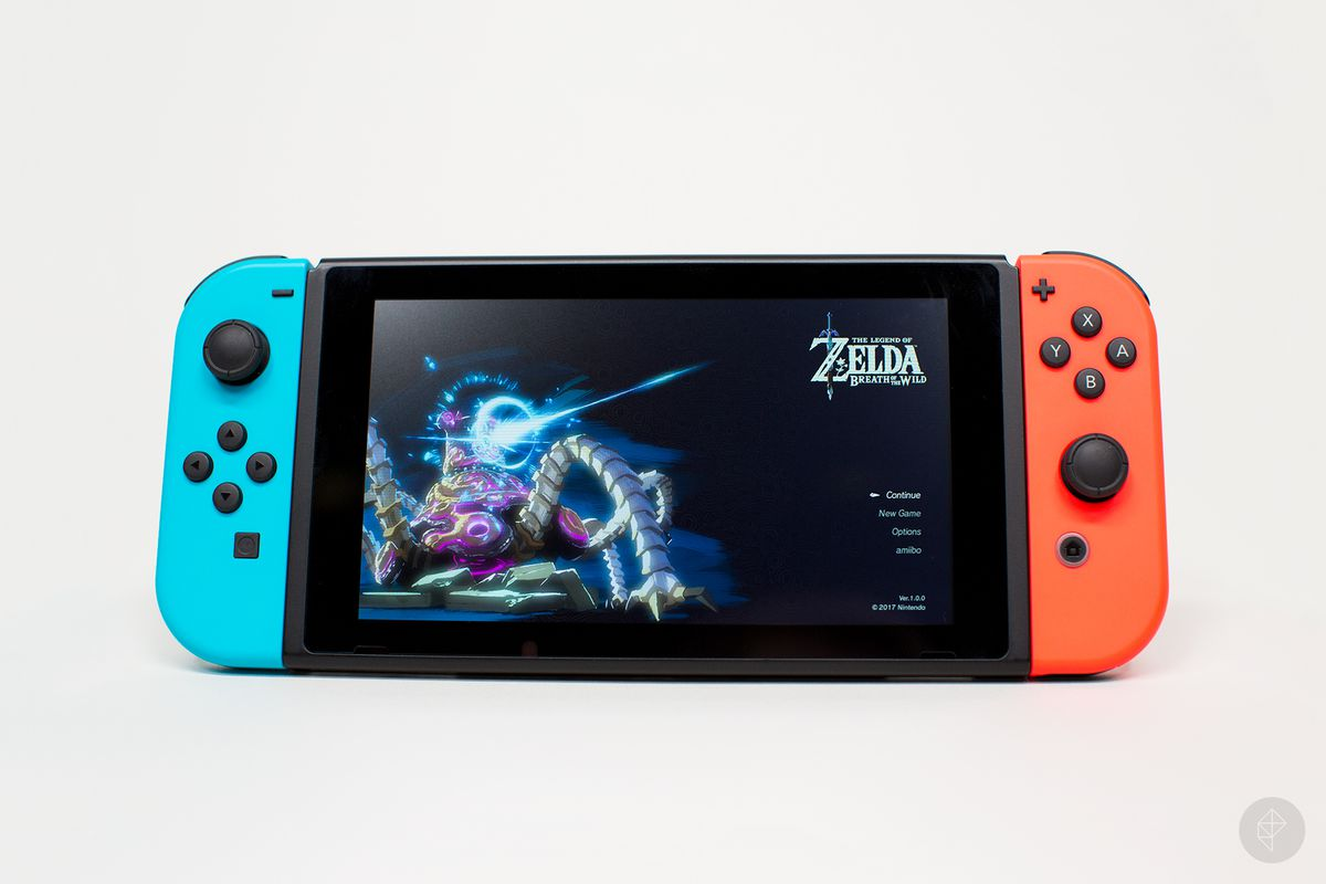 nintendo announces updated switch