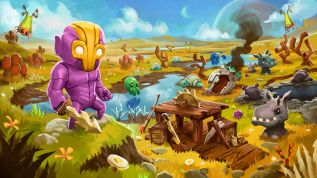 Image result for Crashlands