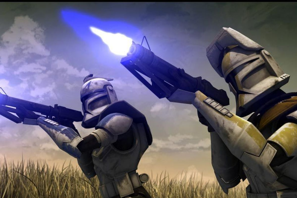 Star Wars The Clone Wars is leaving Netflix next month