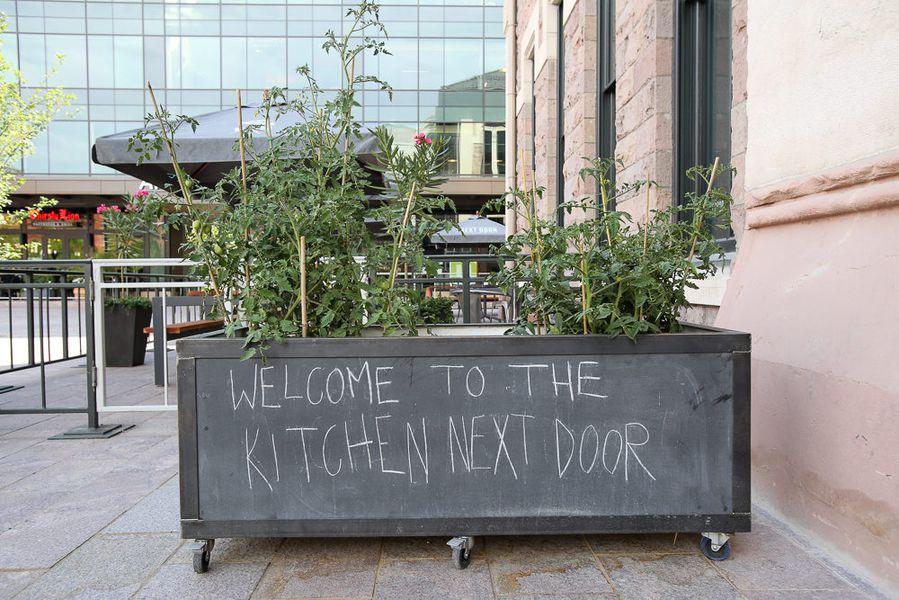 The Kitchen Next Door Now Open at Union Station  Eater Denver