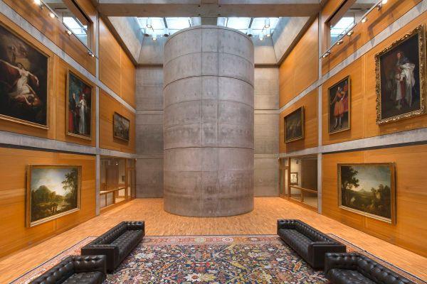 Yale Center British Art Restored Louis Kahn Gem - Curbed