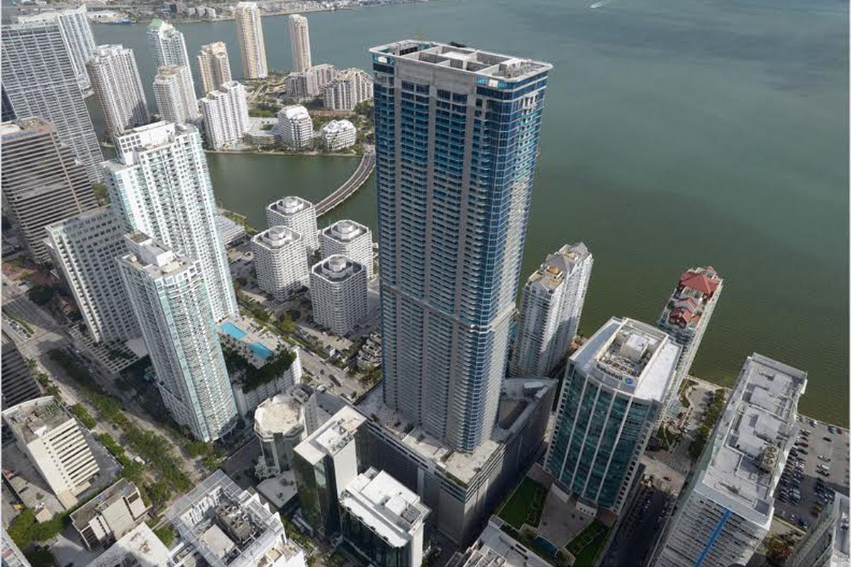 Panorama Tower Move Ins Slated For March 2018 Curbed Miami