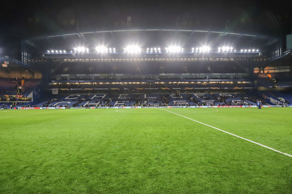 The Stamford Bridge Stadium