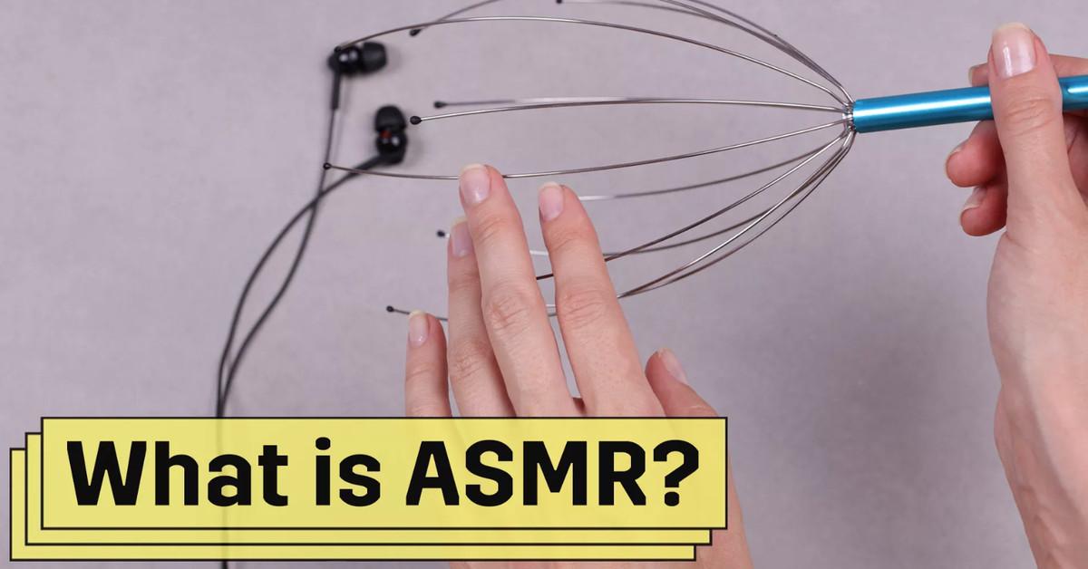 ASMR A Brief History Polygon