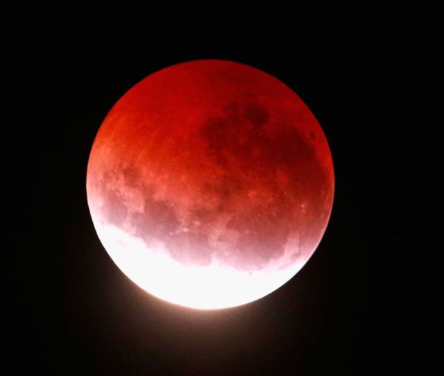 How To See Fridays Lunar Eclipse The Longest One This Century The Verge