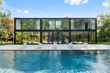 Glass House Hamptons NY