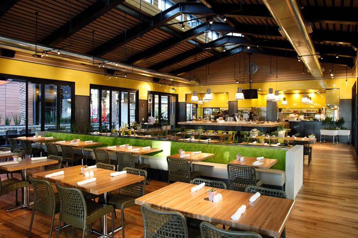 True Food Kitchen Drops Sea Buckthorn and Quinoa Burgers