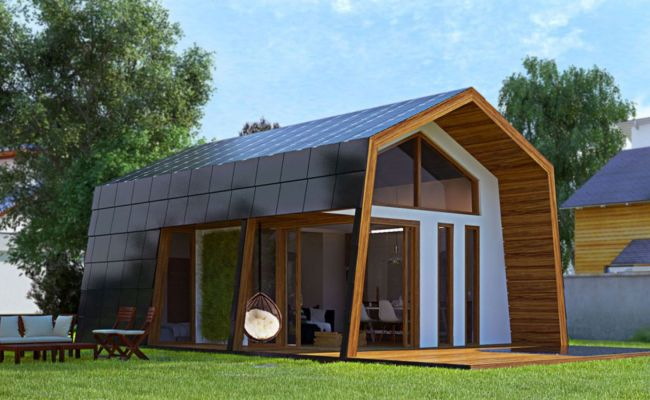 Ecokit S Modular Prefab Cabins Are Sustainable And Arrive