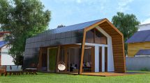 Ecokit' Modular Prefab Cabins Sustainable And Arrive