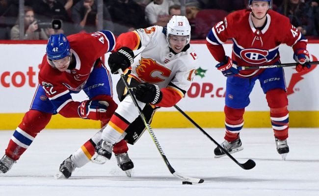 Preview Calgary Flames Vs Montreal Canadiens 12 22 17 36