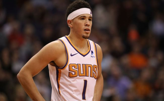 Devin Booker Won T See All Star Berths Until The Suns