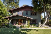 Beautiful 1909 Craftsman-style Home In Pasadena
