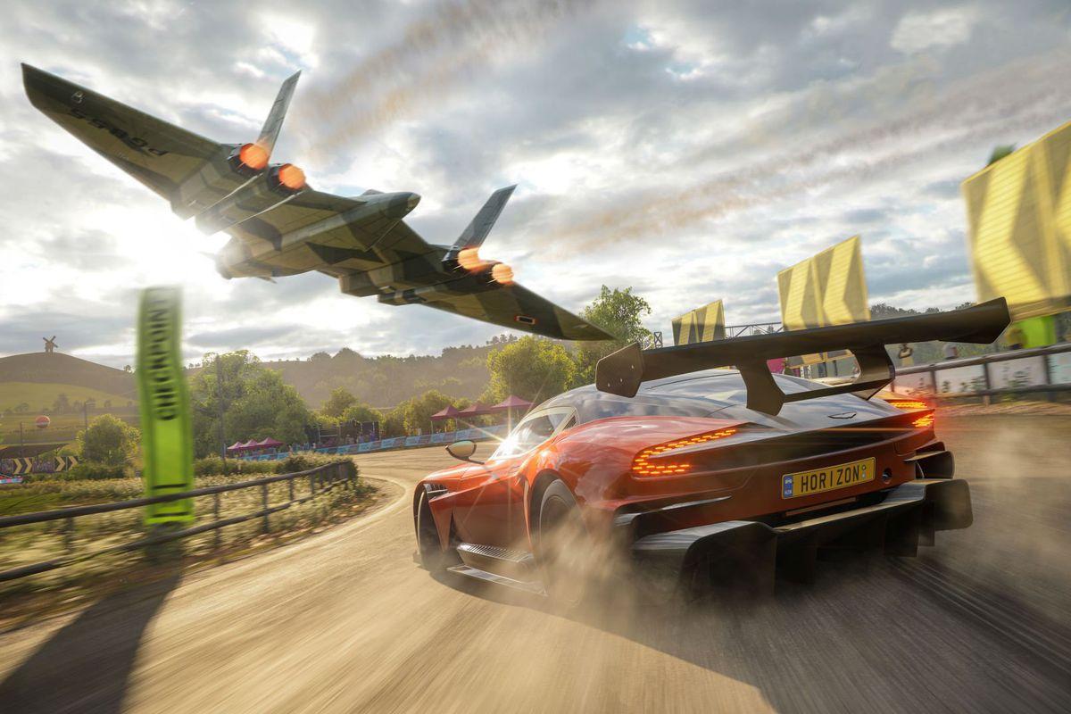 Forza Horizon 4 Demo Available Today Polygon