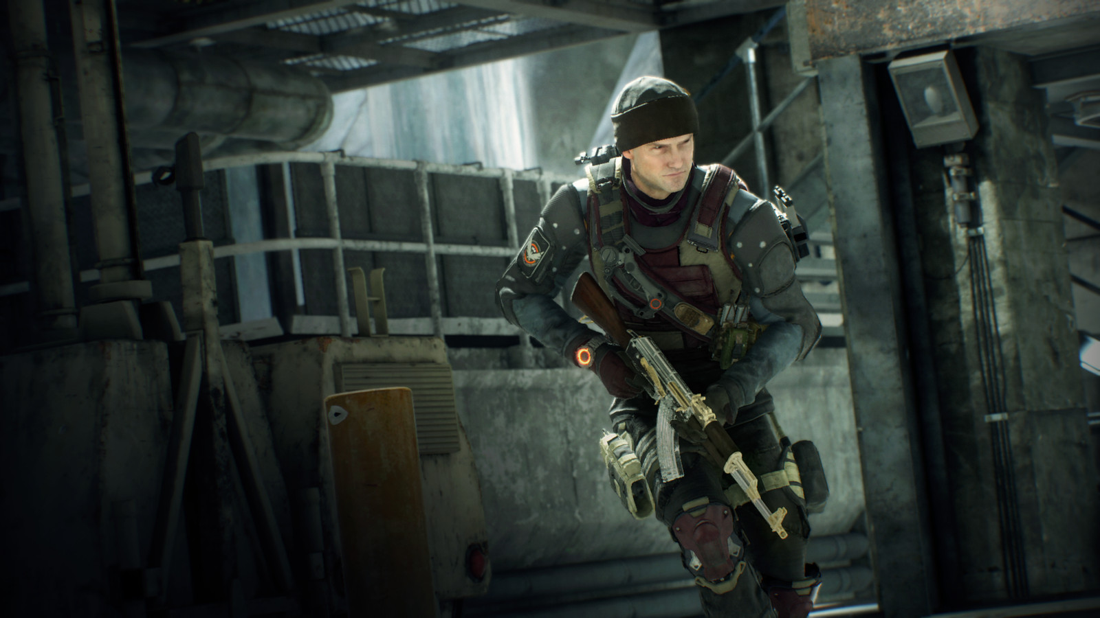 Oblivion Wallpaper Hd The Division S Next Update Promises To Make The Game Feel