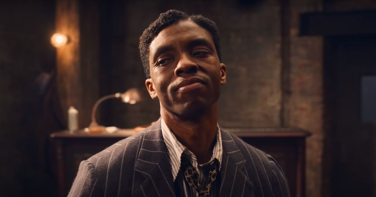 New Trailers: Ma Rainey's Black Bottom, The Prom, News of the World, and more