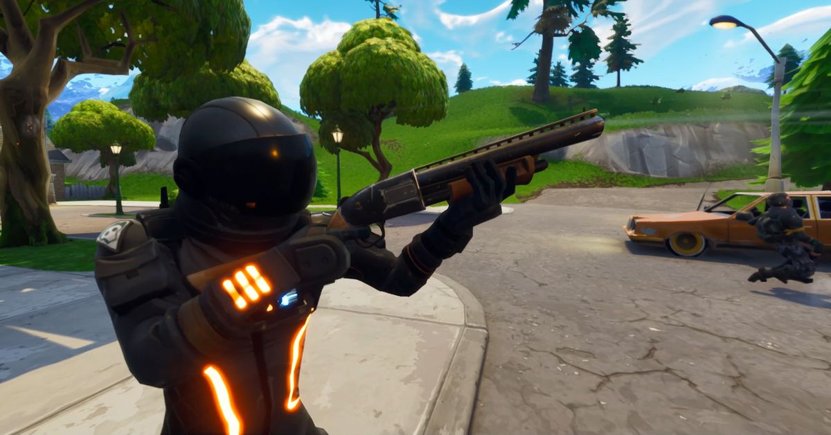 Fortnites Final Fight Mode Has Been Replaced With 50v50